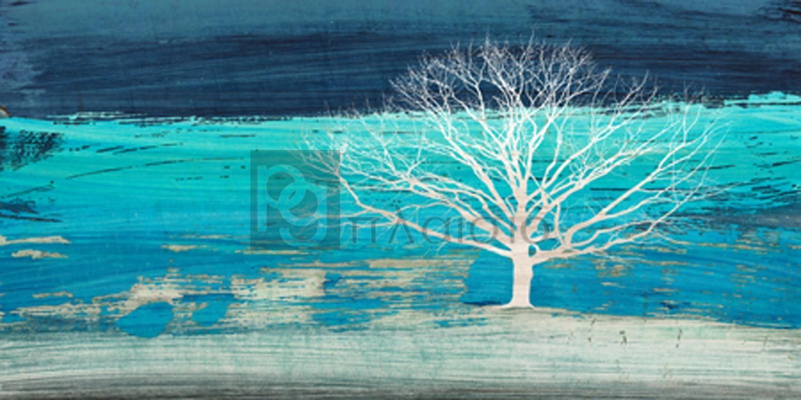 Alessio Aprile - Treescape 3 (Azure)