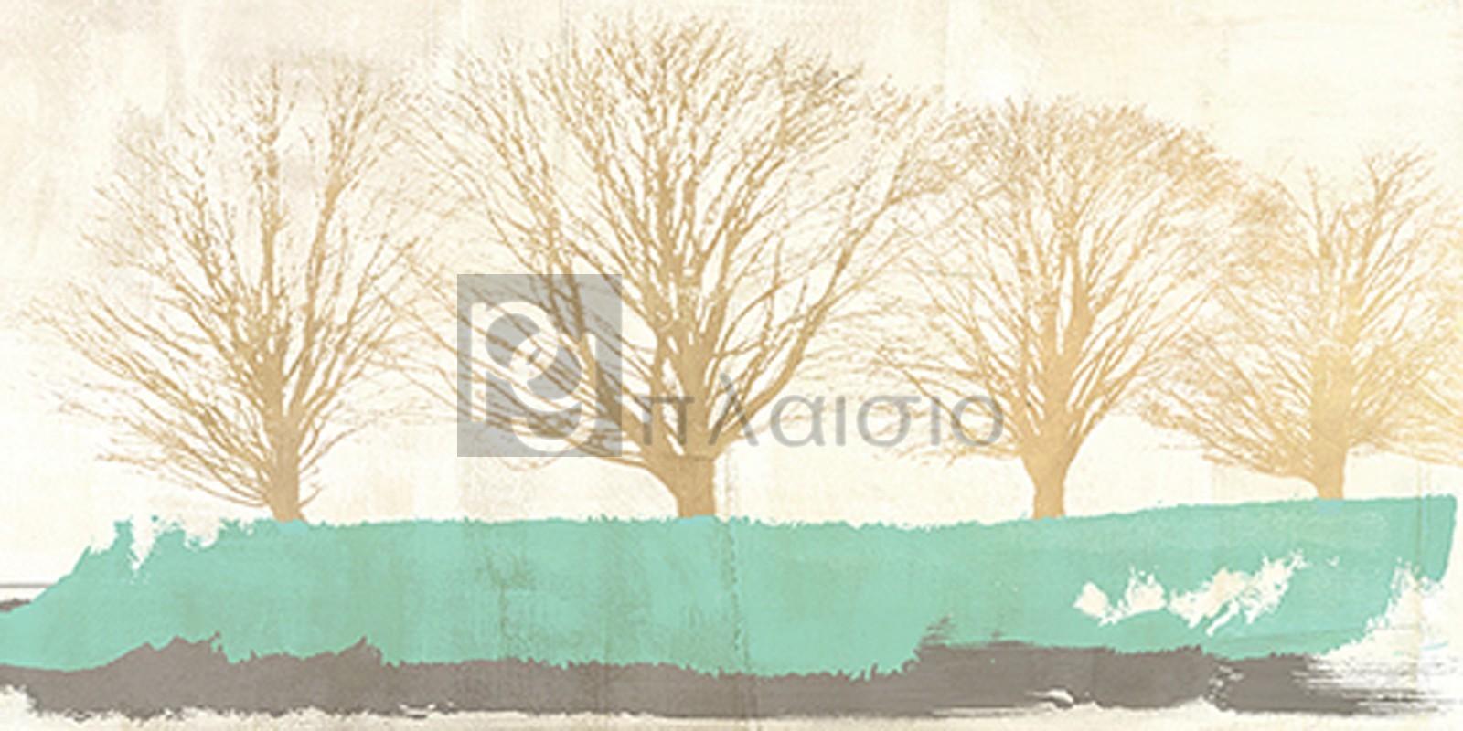 Alessio Aprile - Tree Lines Gold
