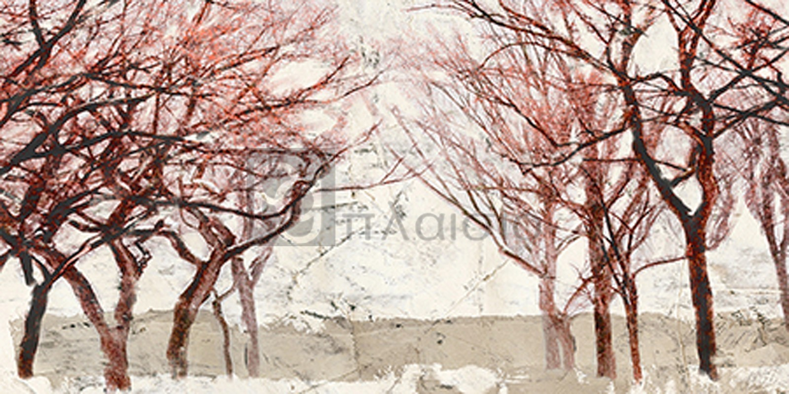 Alessio Aprile - Rusty Trees