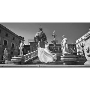 Haute Photo Collection - Escalier en Italie