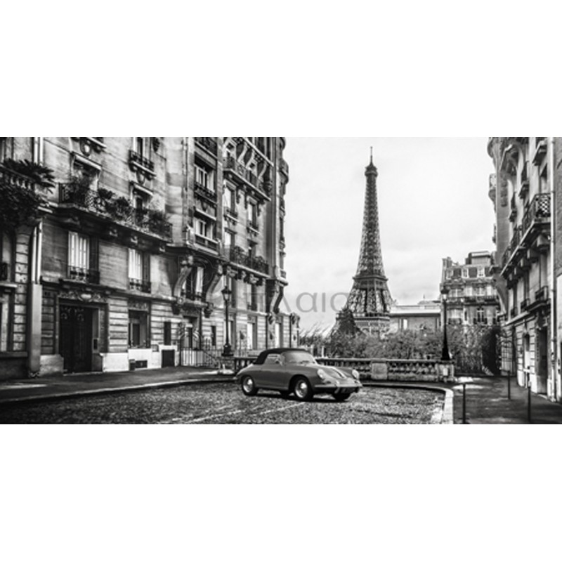 Gasoline Images - Roadster in Paris