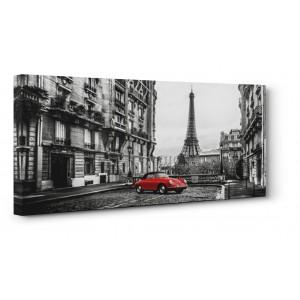 Gasoline Images - Roadster in Paris (Rouge)