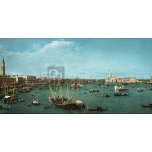 Canaletto - Bacino di San Marco, Venice