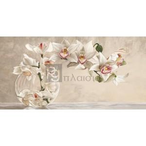 Remy Dellal - Orchid Arrangement I