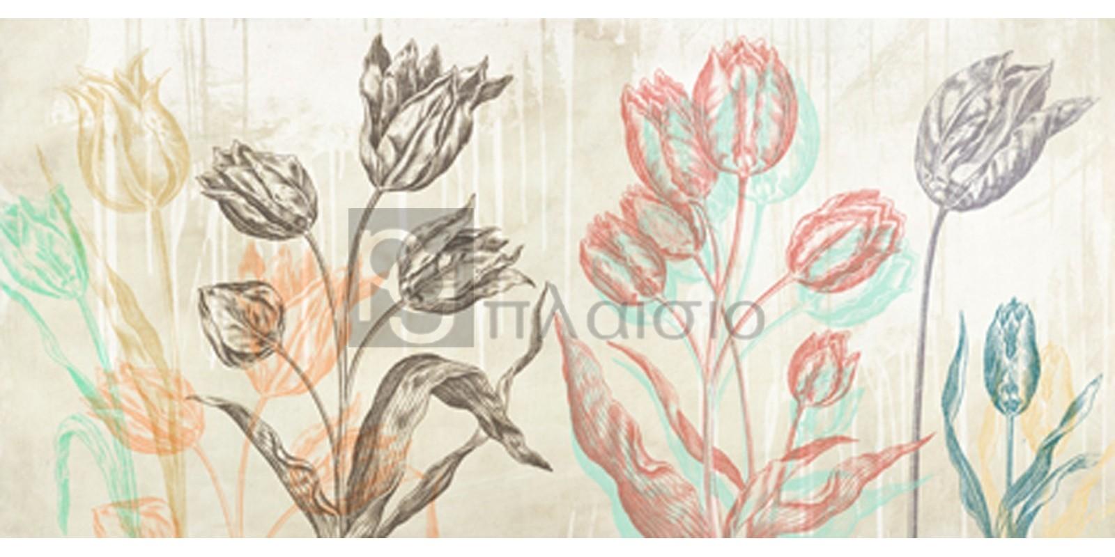 ERIC CHESTIER - Botaniques Cochin 1 (coleurs)
