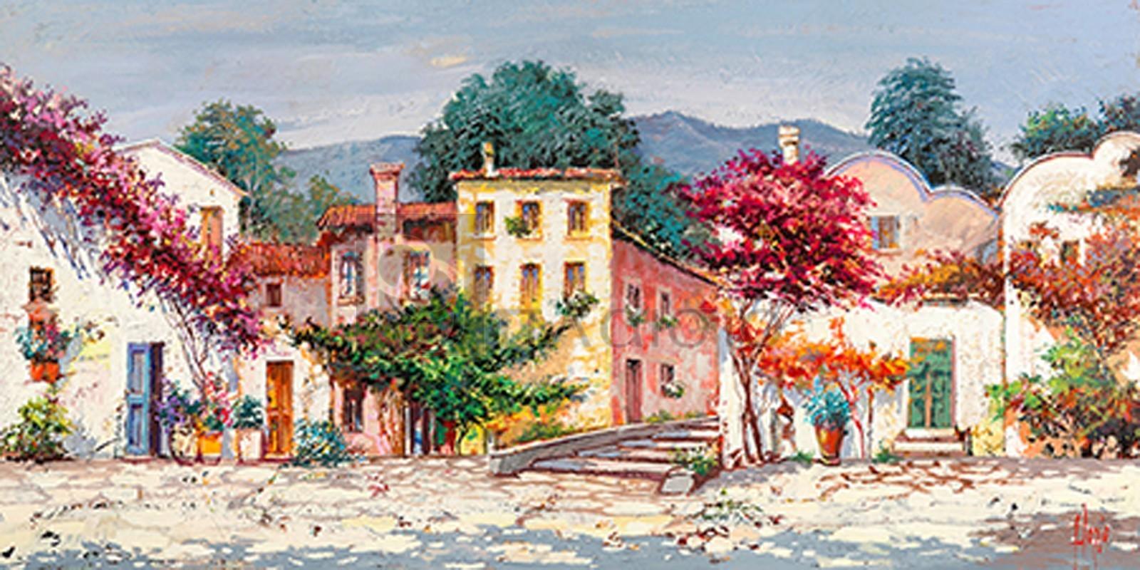 Luigi Florio - Paese mediterraneo