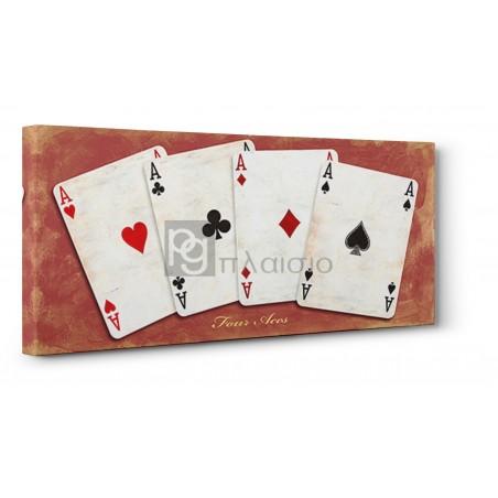 Sandro Ferrari - Four Aces (Red)