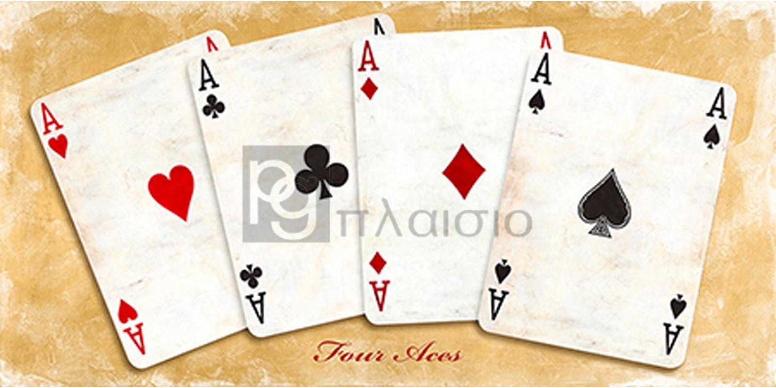 Sandro Ferrari - Four Aces (Gold)