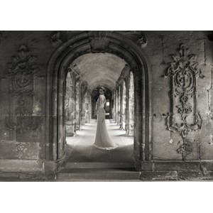 Haute Photo Collection - Under a Roman Colonnade