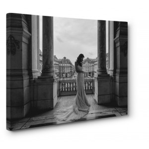 Haute Photo Collection - Balcony on a boulevard, Paris