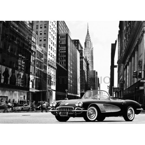 Gasoline Images - Roadster in NYC