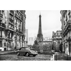 Gasoline Images - Roadster in Paris