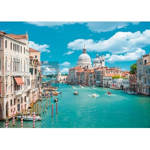 Pangea Images - The Grand Canal, Venice