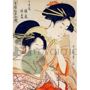 Utamaro Kitagawa - Courtesans
