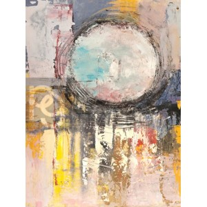 Lucas - Tramonto di luna I (detail)
