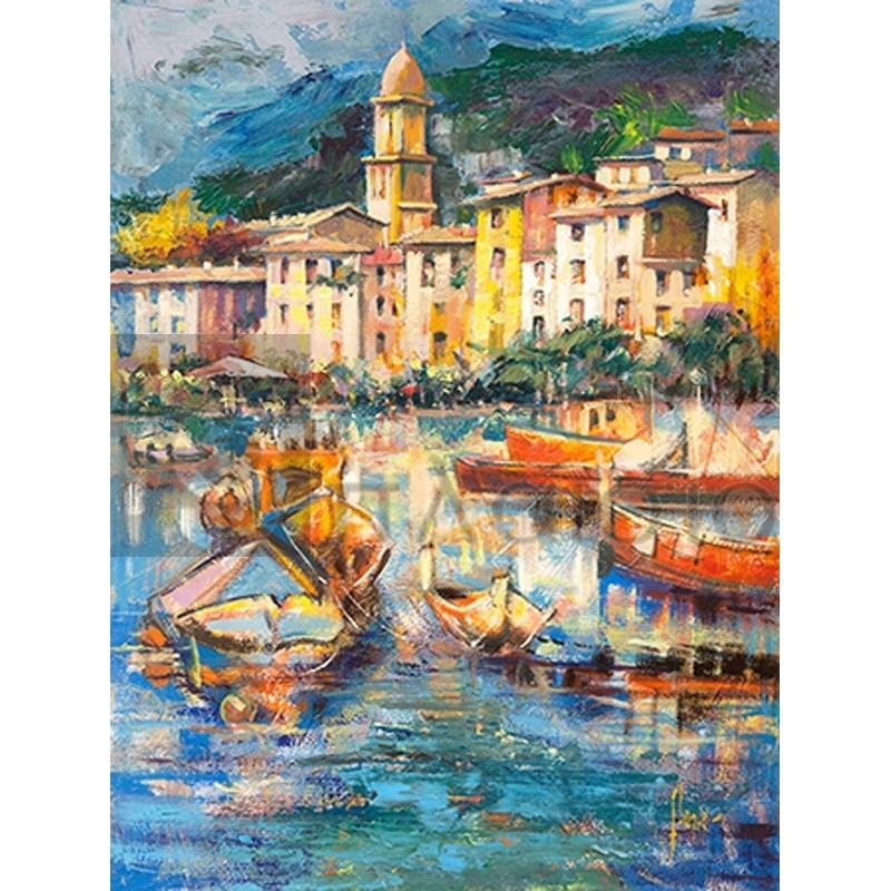 Luigi Florio - Colori di Portofino