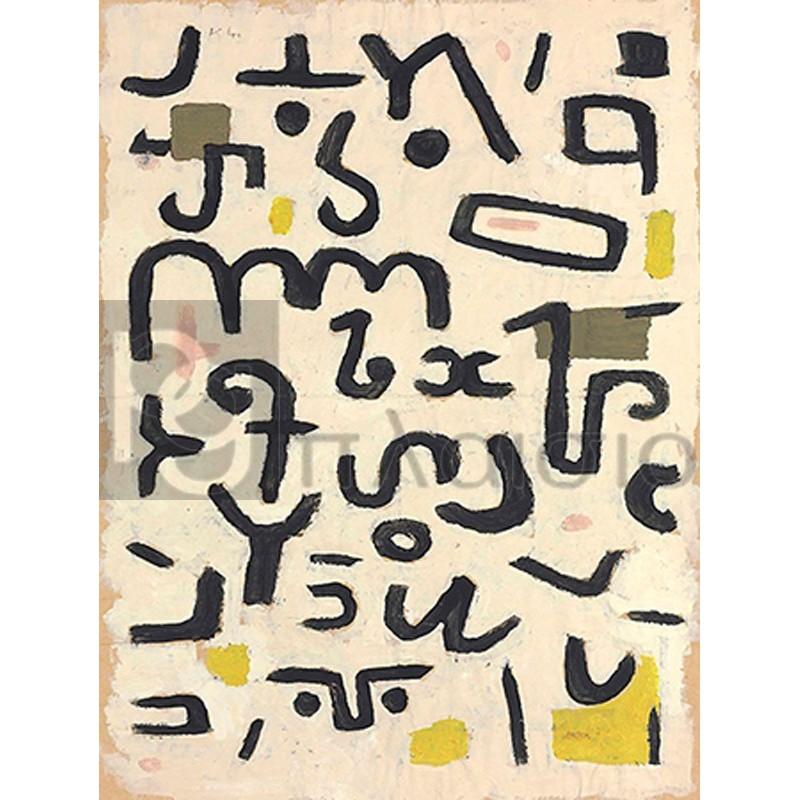 Paul Klee - Law