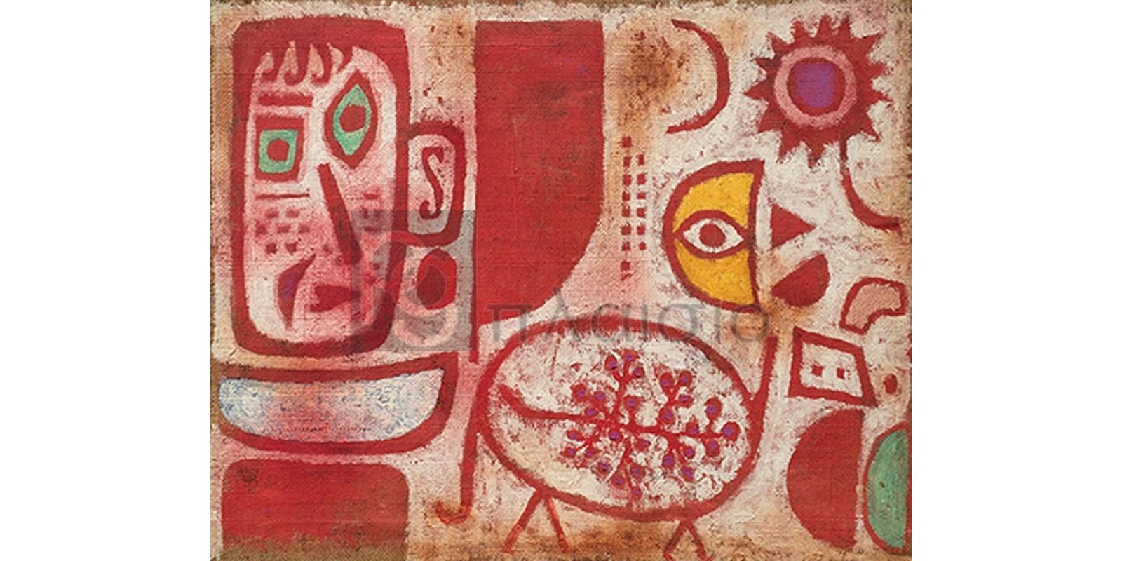 Paul Klee - Rausch