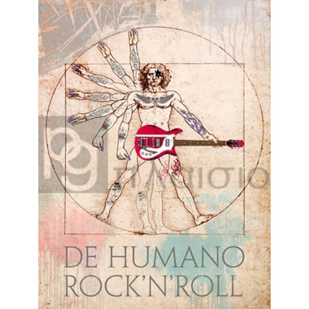 Steven Hill - De Humano Rock'n'roll