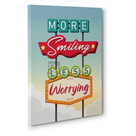 Steven Hill - More smiling less worrying