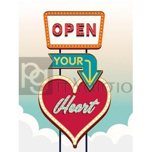 Steven Hill - Open your heart