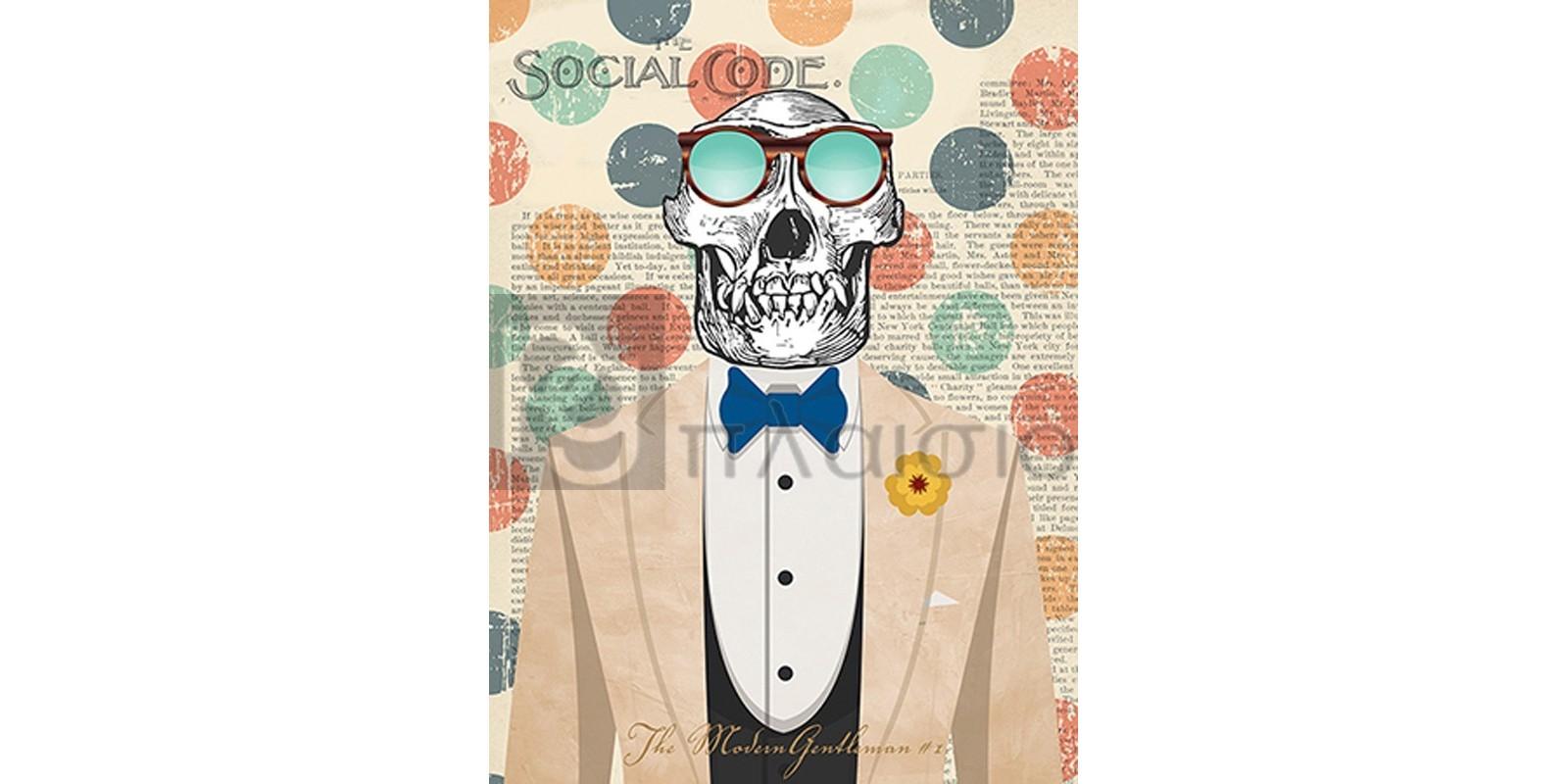 Steven Hill - The Modern Gentleman 1