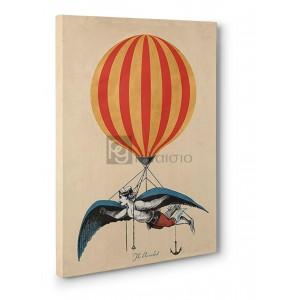 Stef Lamanche - The Aerialist