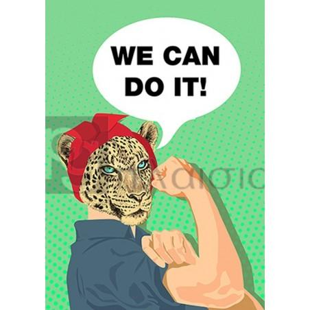 Matt Spencer - She can do it!
