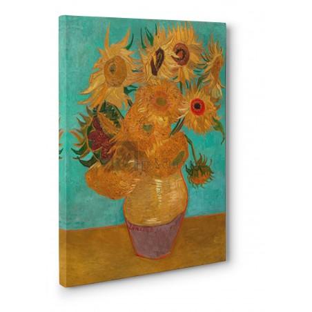 Vincent Van Gogh - Sunflowers