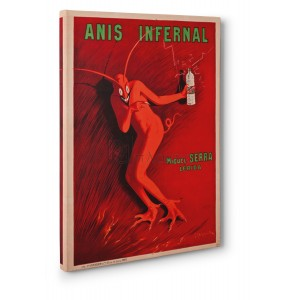 Leonetto Cappiello - Anis Infernal