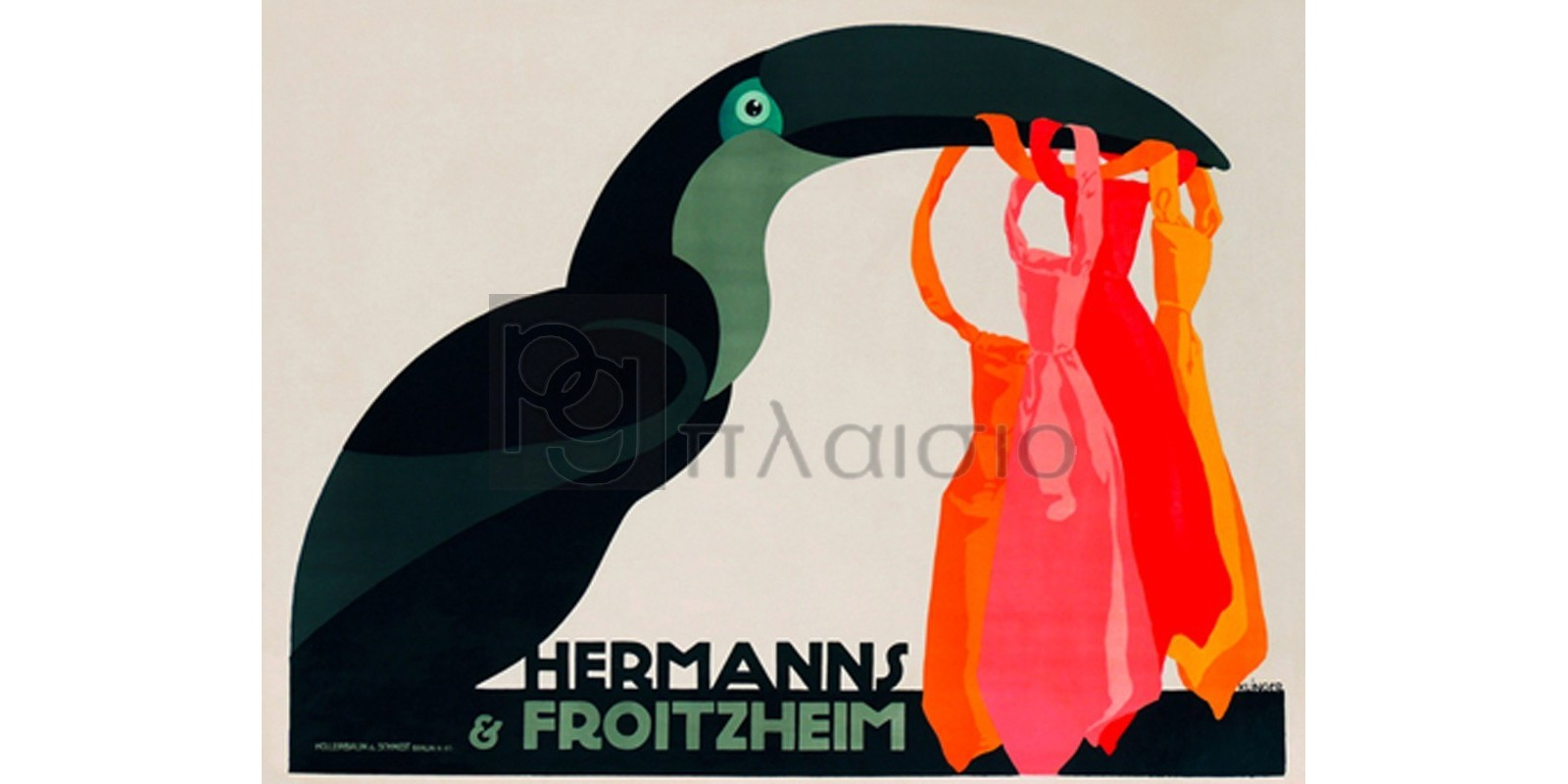 Julius Klinger - Hermanns & Froitzheim