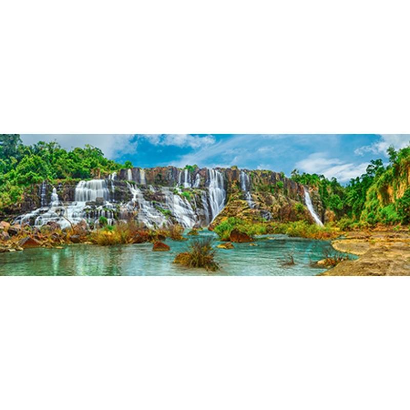 Pangea Images - Pongour waterfall, Vietnam