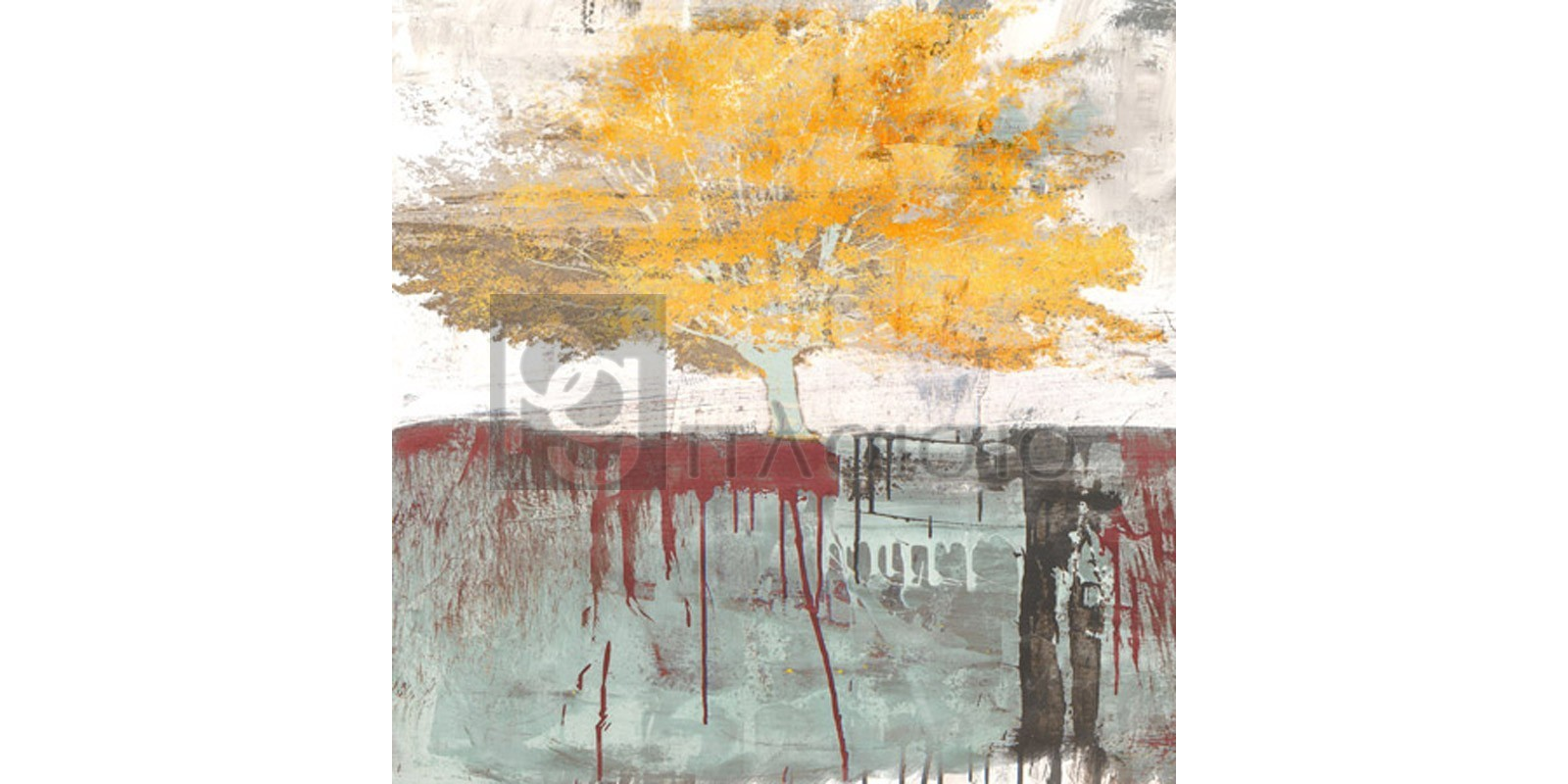 Alex Blanco - Sign of a Tree