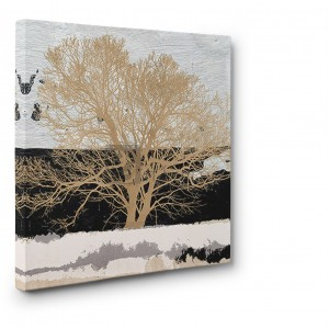Alessio Aprile - Golden Tree (detail)