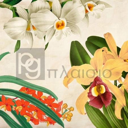 Remy Dellal - Panneau Botanique VIII
