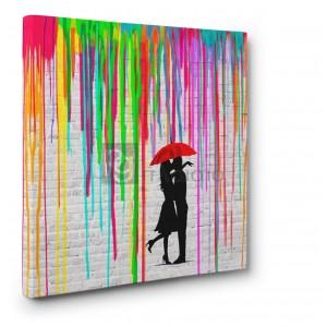 Masterfunk Collective - Romance in the Rain (detail)