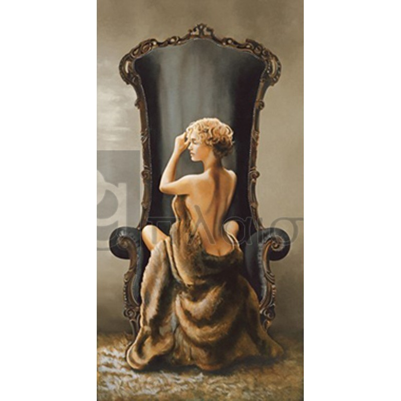 Ron Di Scenza - Seated Beauty