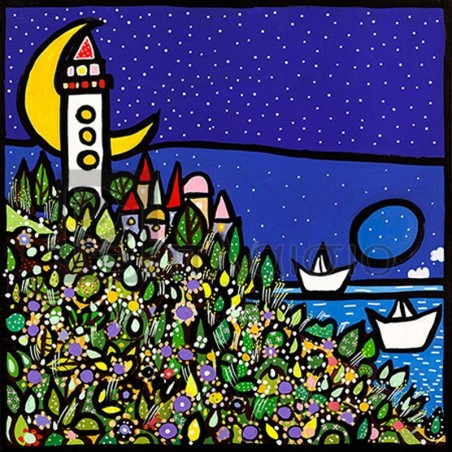 Wallas - La sentinella del mare