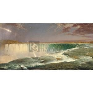 Frederic Edwin Church - Niagara