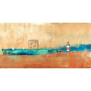 Alex Blanco - Coast Line and Lighthouse