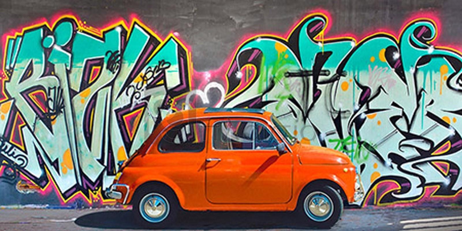 Gasoline Images - Iconic street art II