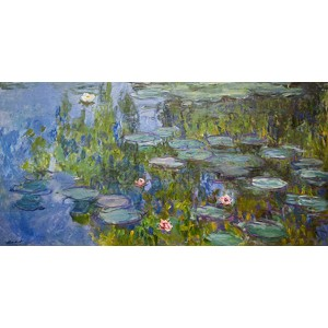 Claude Monet - Water Lilies