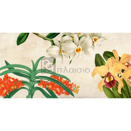 Remy Dellal - Panneau Botanique III