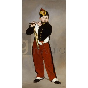 Edouard Manet - The Young Flautist