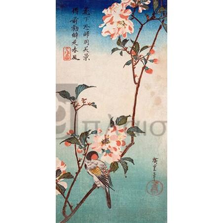 ANDO HIROSHIGE - Kaido ni shokin