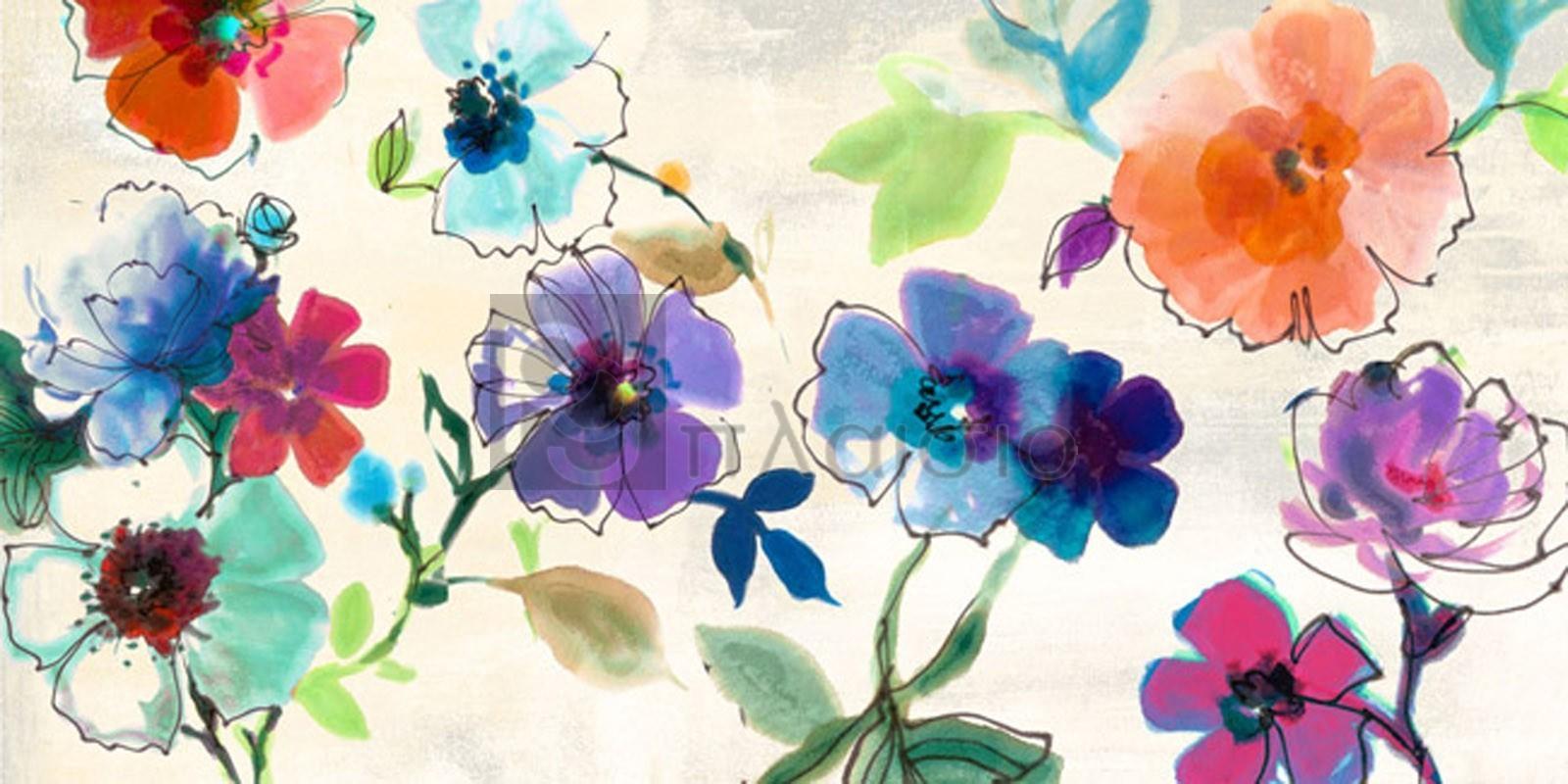 MICHELLE CLAIR - Floral Fantasy