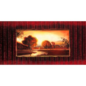 Βαλέρια Κουσίδου - Κόκκινο Ηλιοβασίλεμα