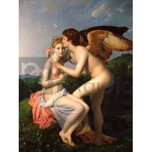 FRANCOIS PASCAL SIMON GERARD - Cupid and Psyche