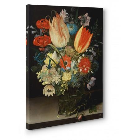 PETER BINOIT - Still Life with Tulips