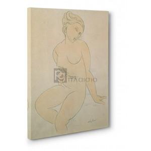 AMEDEO MODIGLIANI - Seated Female Nude